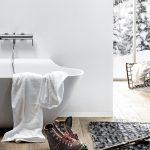 Falper Scoop Cristalplant Freestanding Bath