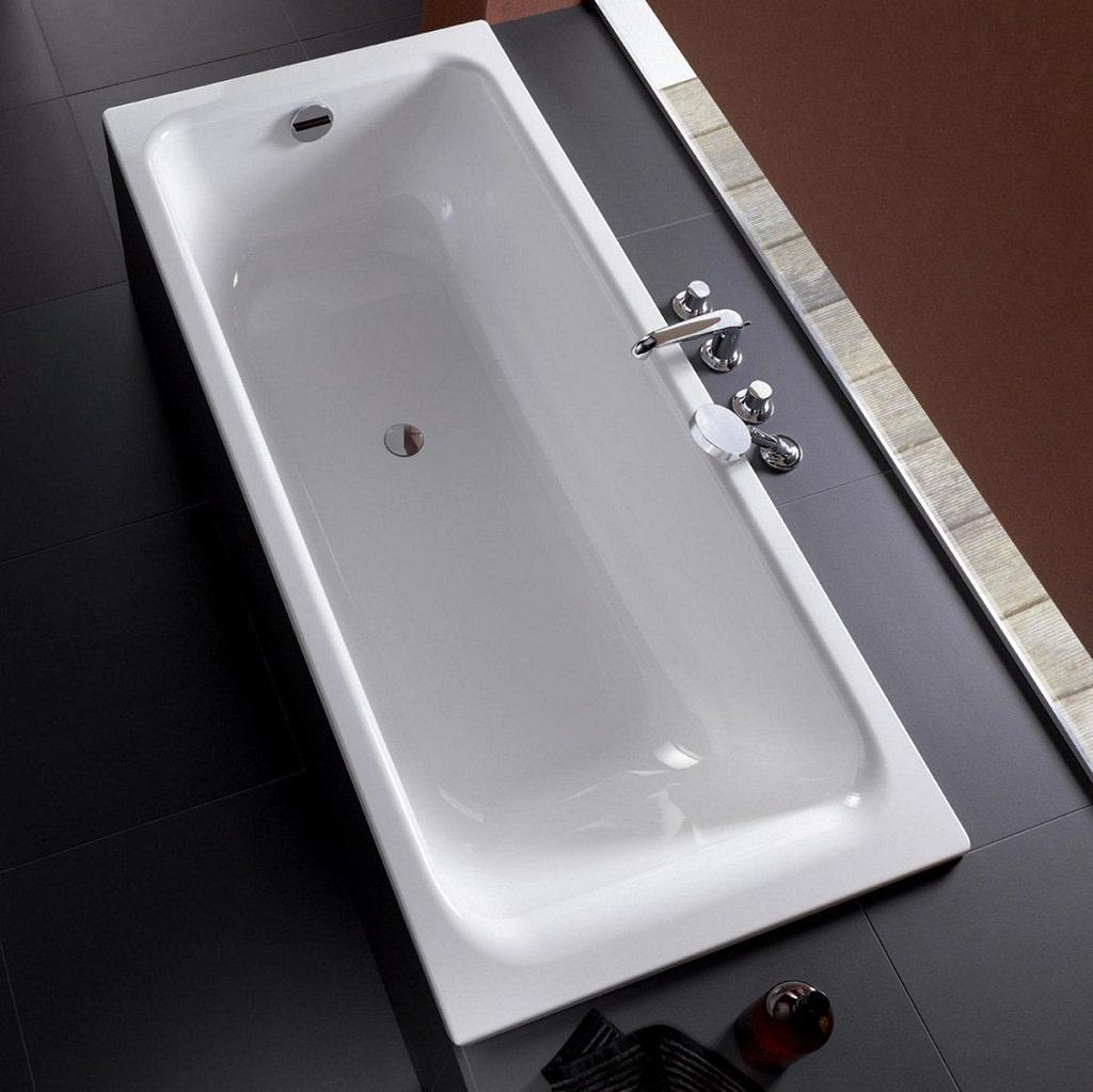 Bette Select Enamel Steel Built-In Bathtub – BATHHOUSE