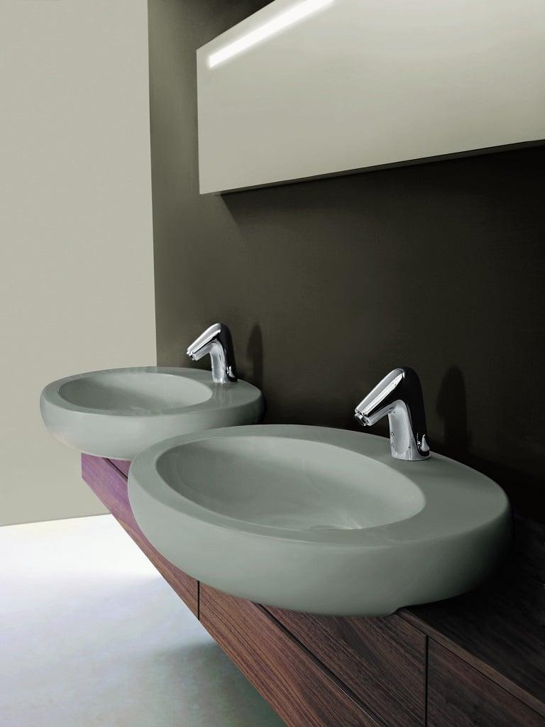 laufen il bagno alessi one sanitary ware collection. Black Bedroom Furniture Sets. Home Design Ideas