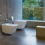 Laufen IL Bagno Alessi Dot Sanitary Ware Collection