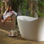 Victoria & Albert Slipper Freestanding Bathtub