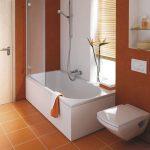 Bette Ocean Enamel Steel Built-In Bathtub