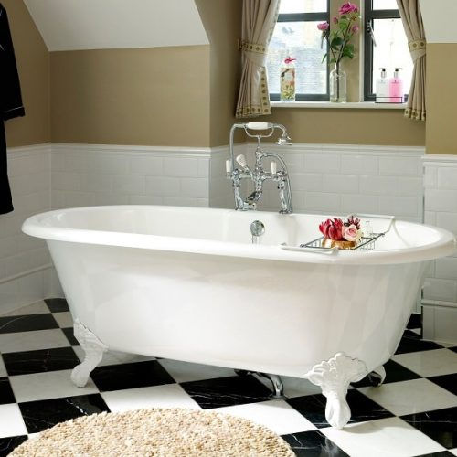 Victoria & Albert Cheshire Quarrycast Freestanding Bath