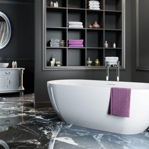 Bathroom Vanities Clearwater Fl: Clearwater Formosa Composite Stone Freestanding Bath