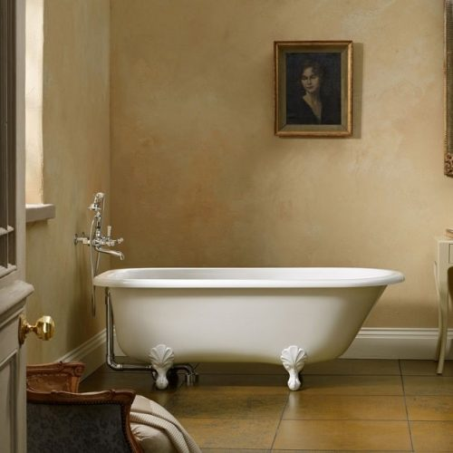 Victoria & Albert Hampshire Quarrycast Freestanding Bath