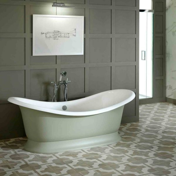 Victoria & Albert Marlborough Quarrycast Freestanding Bath