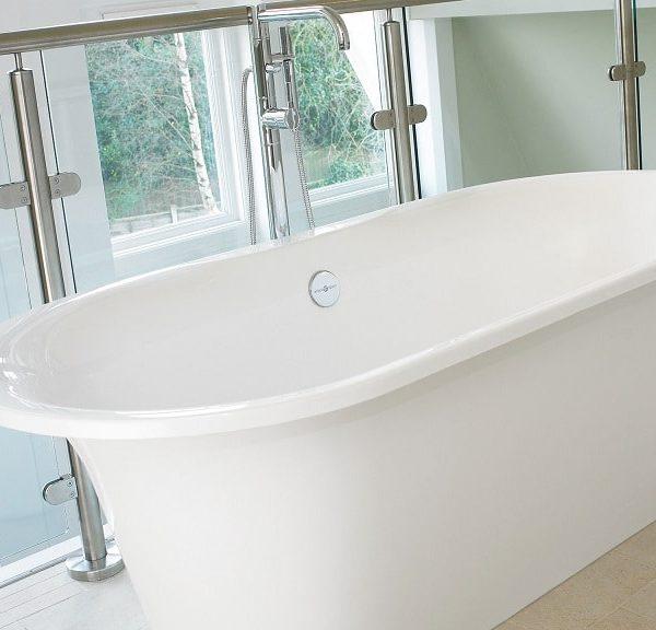 Victoria & Albert Monaco Quarrycast Freestanding Bath
