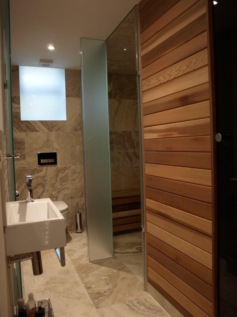 Bespoke Sauna Steam Room Amp Wc Dalkey Co Dublin Bathhouse