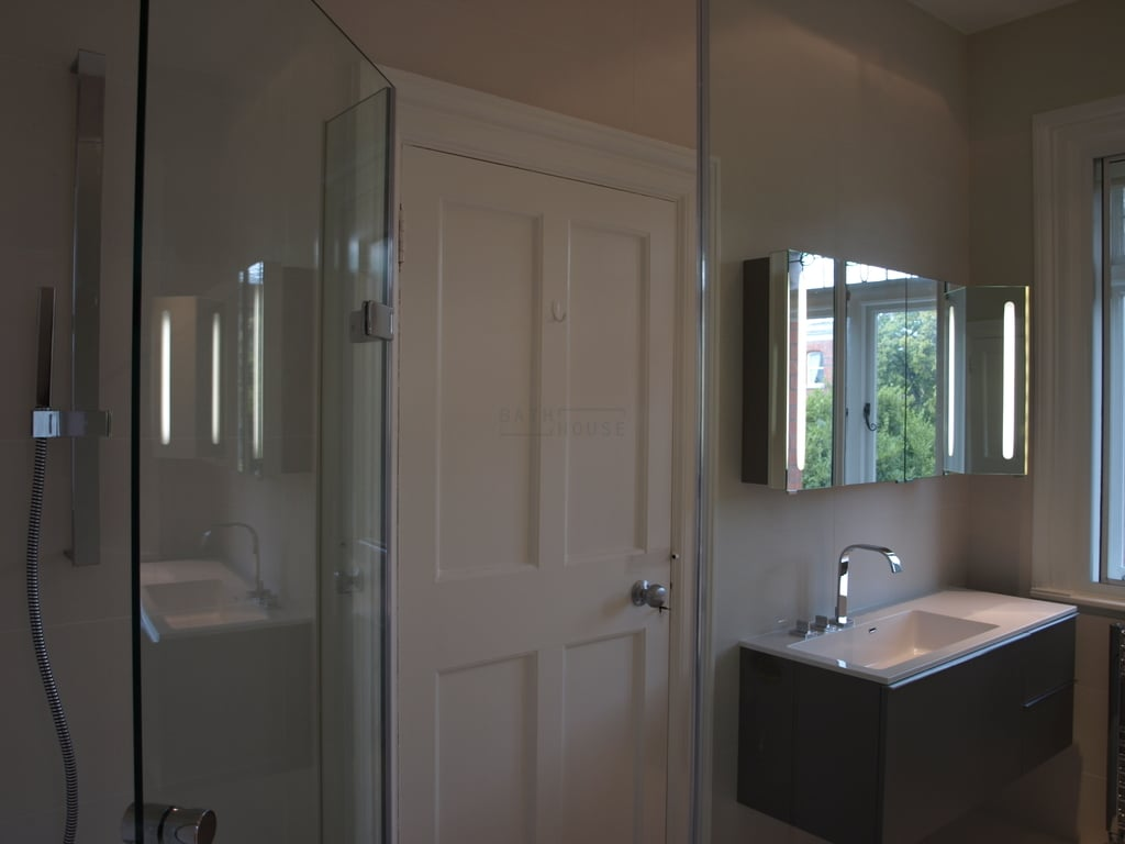 Family Bathroom Ballsbridge Dublin