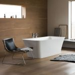 Clearwater Palermo Petite Freestanding Composite Stone Bath