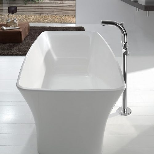 Victoria & Albert Ravello Quarrycast Freestanding Bath