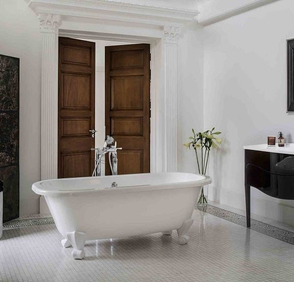 Victoria & Albert Richmond Quarrycast Freestanding Bath