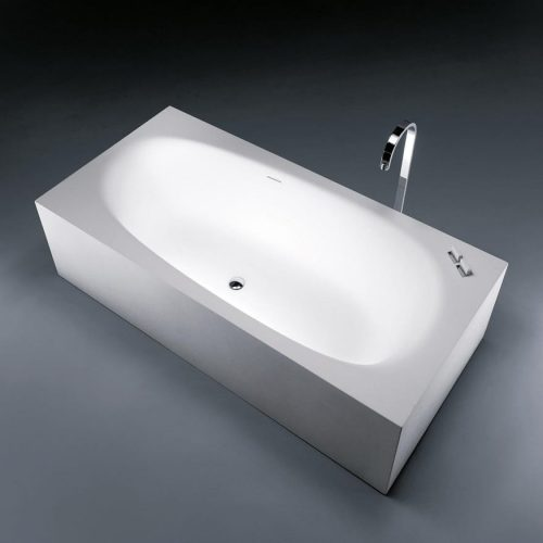 Falper Shape Cristalplant Freestanding Bath