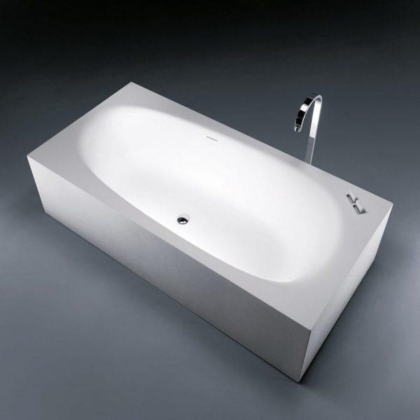 Falper Shape Cristalplant Freestanding Bath