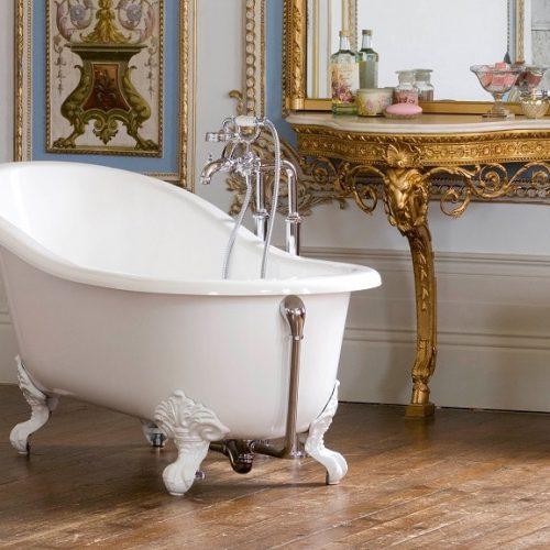 Victoria & Albert Shropshire Quarrycast Freestanding Bath