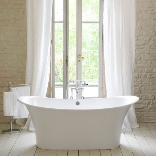 Victoria & Albert Toulouse Quarrycast Freestanding Bath