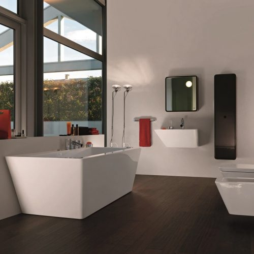 Laufen IL Bagno Alessi Dot Sanitary Ware Collection