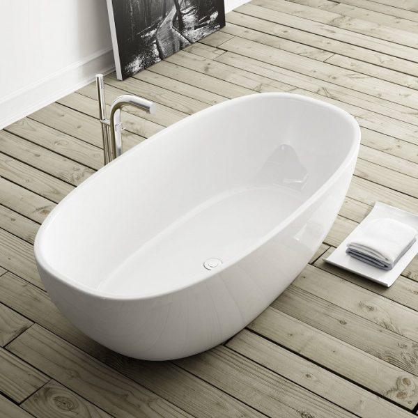 Victoria & Albert Barcelona Quarrycast Freestand Bath