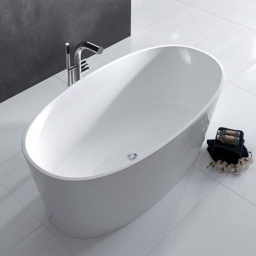 Victoria & Albert Ios Quarrycast Freestanding Bath