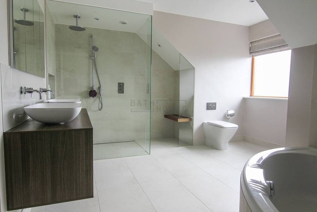 Family Bathroom Malahide Dublin