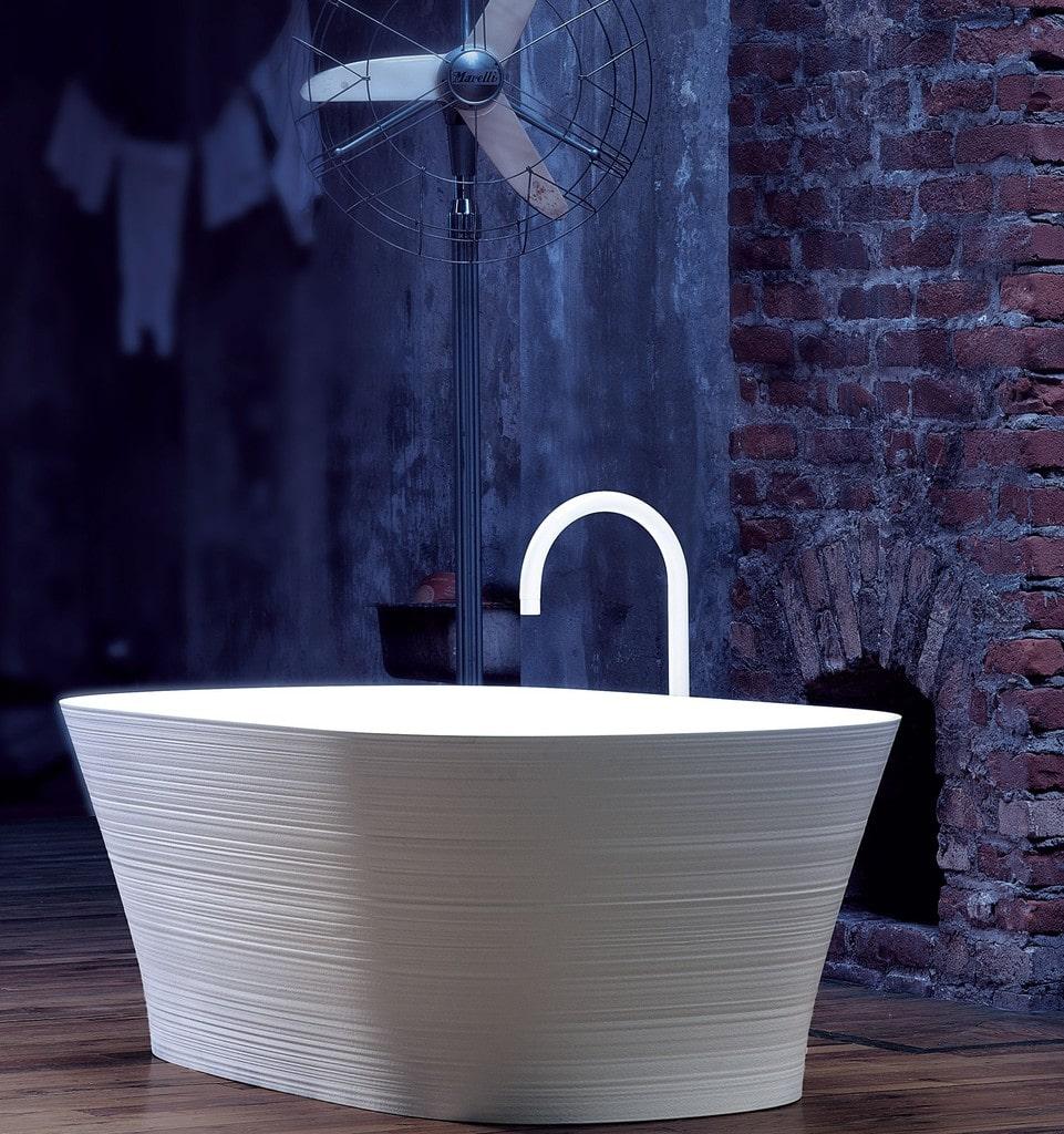 Falper Handmade Freestanding Cristalplant Bath – BATHHOUSE