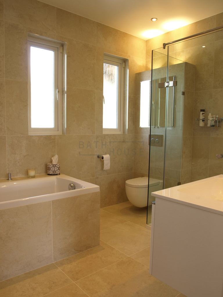 Family Bathroom Blackrock Co Dublin Bathhouse