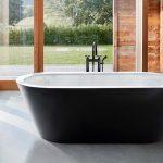 Bette Starlet Oval Silhouette Enamel Steel Freestanding Bathtub