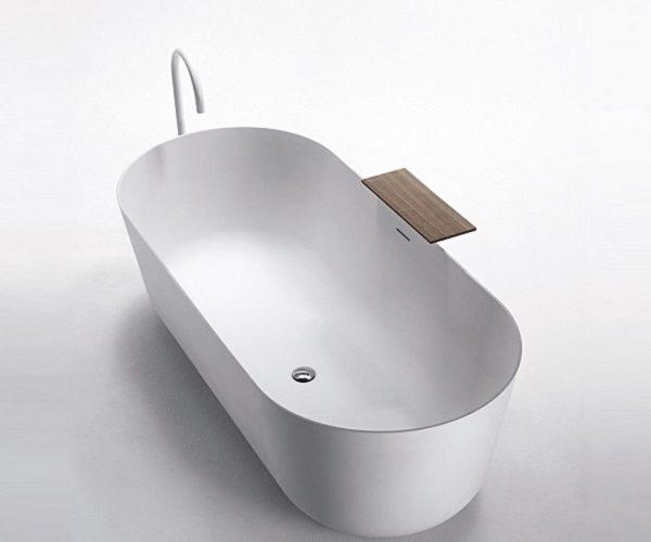 Falper Quattro.Zero freestanding Bath
