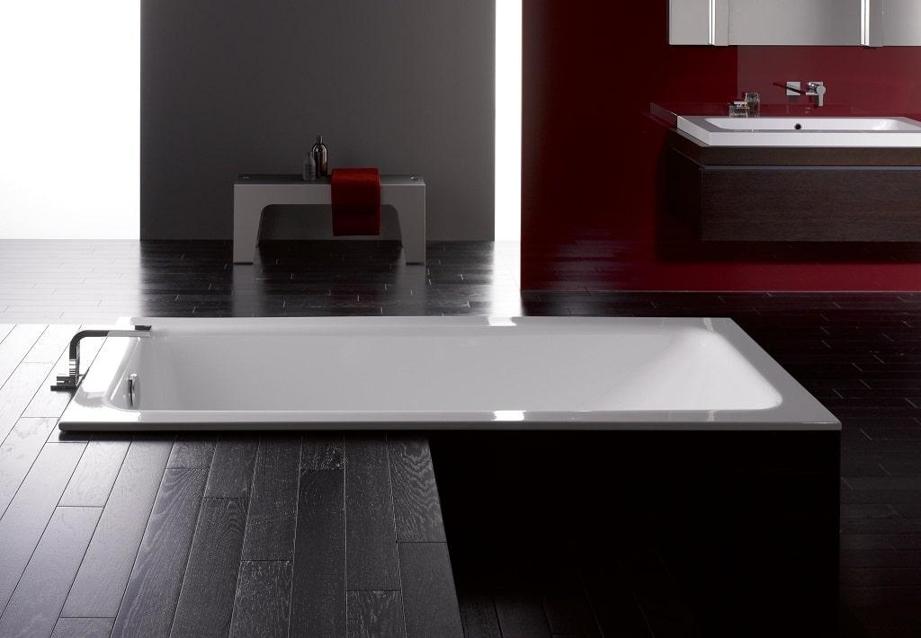 Bette One Relax Enamel Steel Built In Bathtub Bathhouse