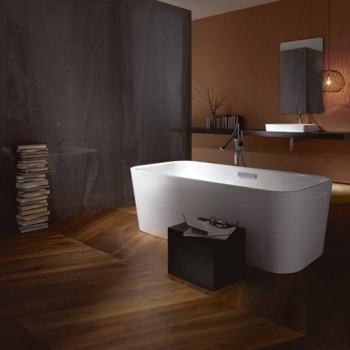 Bette Art Enamel Steel Freestanding Bathtub