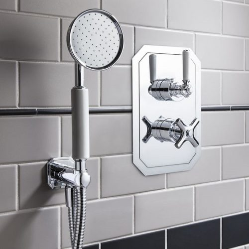 Crosswater Waldorf Recessed Valves