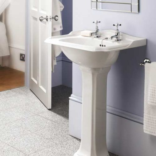 Gentry Homes Balasani Sanitary Ware Collection