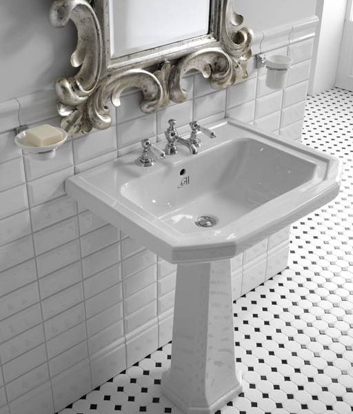 Gentry Homes Claremont Sanitary Ware Collection