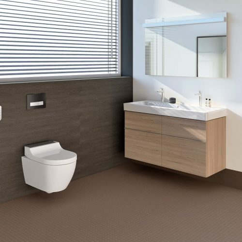 Geberit AquaClean Tuma Shower Toilet