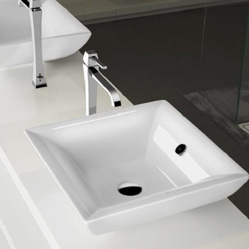 Gessi Mimi Brassware Collection