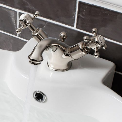 Crosswater Belgravia Brassware Collection