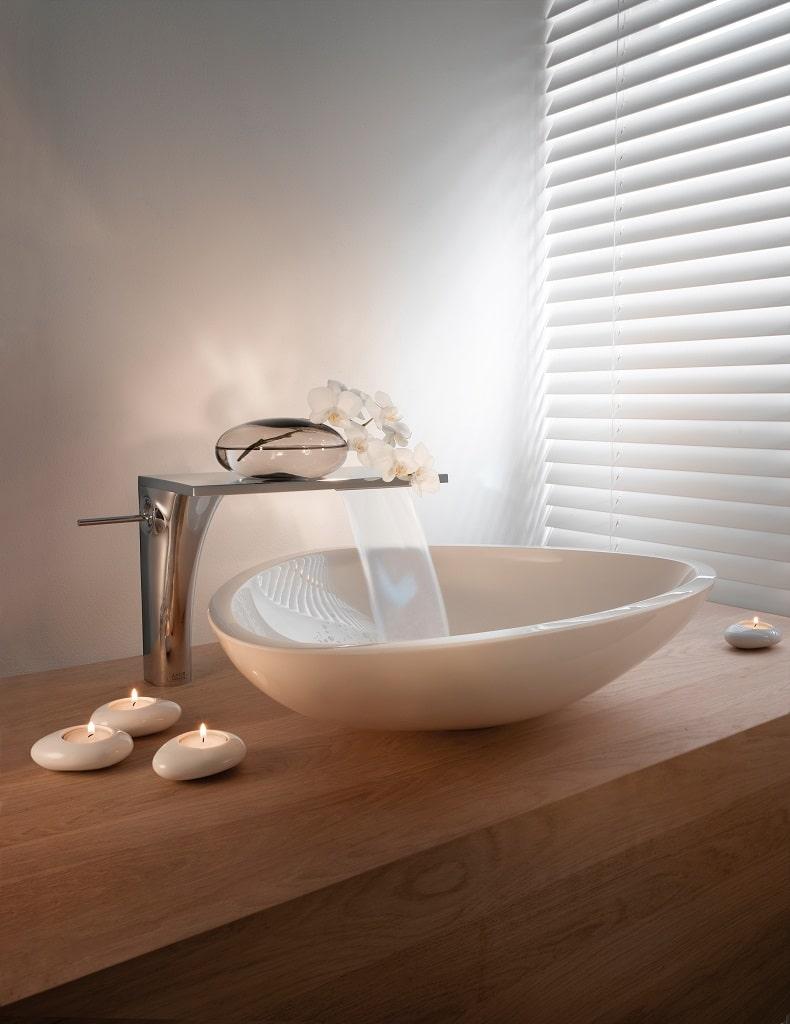 Hansgrohe Axor Massaud Brassware Collection Bathhouse
