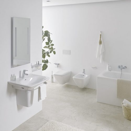 Laufen Palace Sanitary Ware Collection