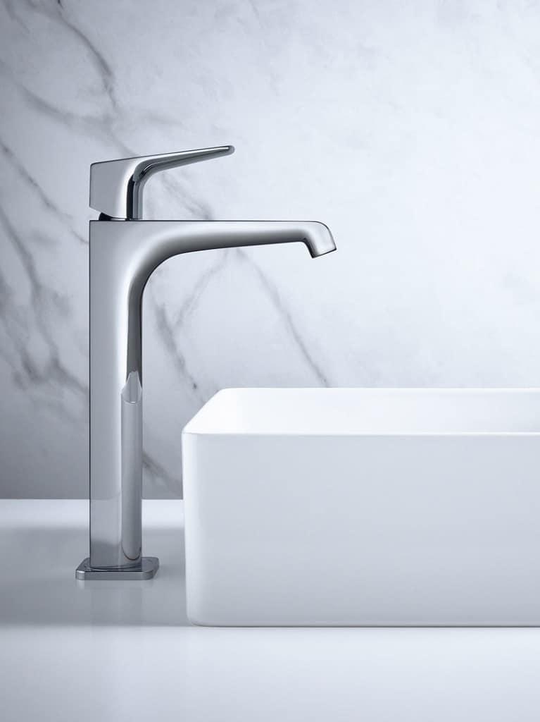 hansgrohe axor citterio e brassware collection bathhouse. Black Bedroom Furniture Sets. Home Design Ideas