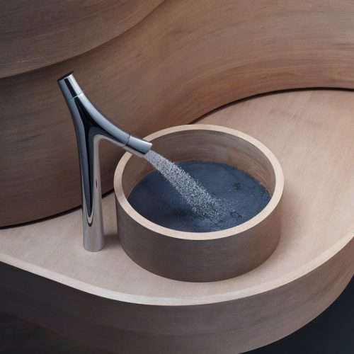 Axor Starck Organic Brassware Collection