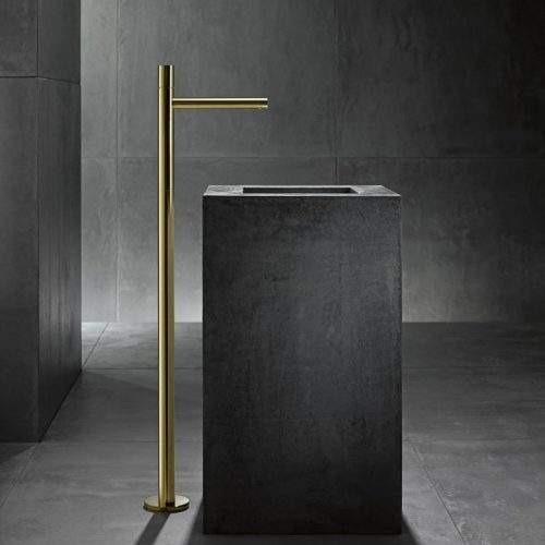 Axor Uno Brassware Collection
