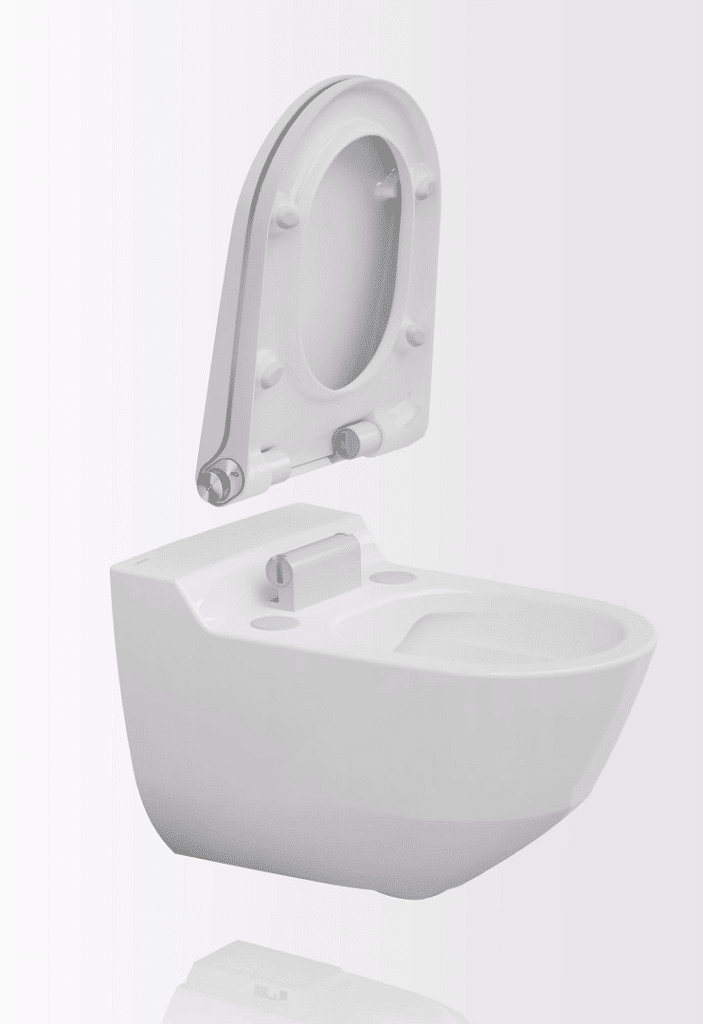 Laufen Cleanet Riva Shower Toilet Bathhouse