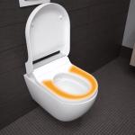 Geberit AquaClean Tuma Shower Toilet
