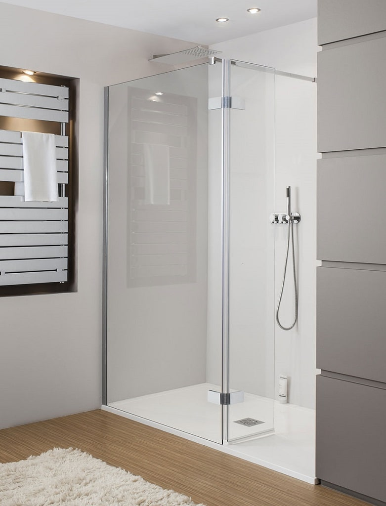 Crosswater Walk-In Shower Enclosure Collection - BATHHOUSE