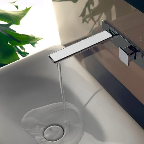 Gessi iSpa Brassware Collection