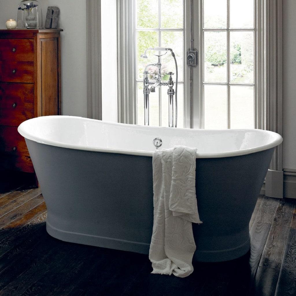 Heritage Madeira Cast Iron Freestanding Bath – BATHHOUSE