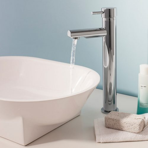 Crosswater Kai Lever Brassware Collection