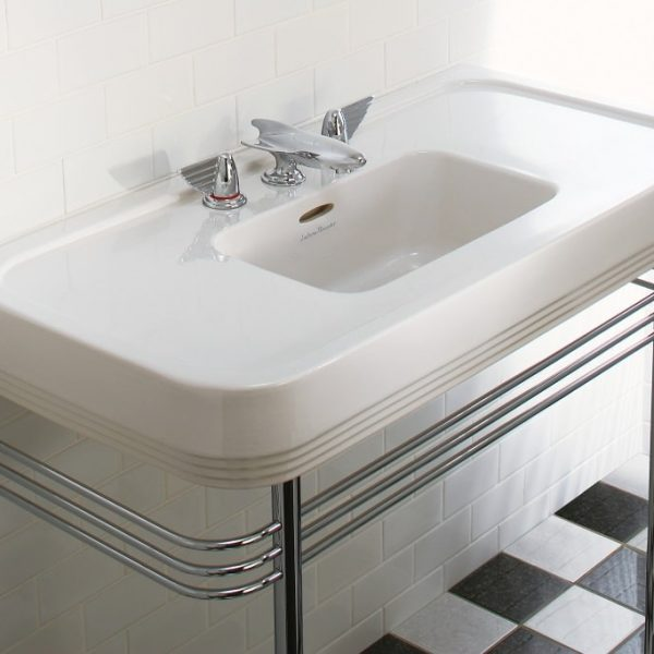 Lefroy Brooks Belle Aire Sanitary Ware Collection