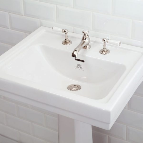 Lefroy Brooks Metropole Sanitary Ware Collection