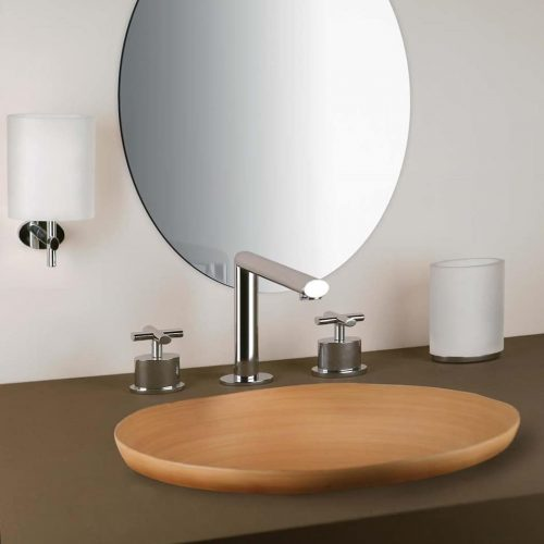 Gessi Ovale Brassware Collection